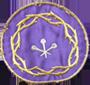 Escudo Calanda Nazareno