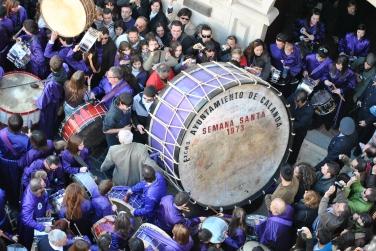Semana Santa de Calanda - Rompida de la Hora 2010