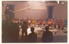 "Los Tambores en RTVE Programa J.M. Íñigo ""Directísimo"" 1974"