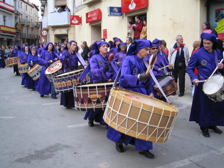 Semana Santa de Calanda - Procesión de El Pregón