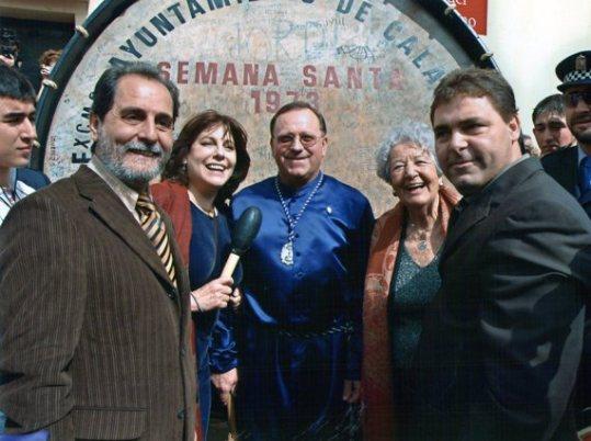 Asuncion Balaguer y Chro Lopez 2005