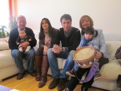 Familia Alejos Lucio