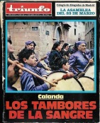 """Periódico """"El Triunfo"""" en 1972"""