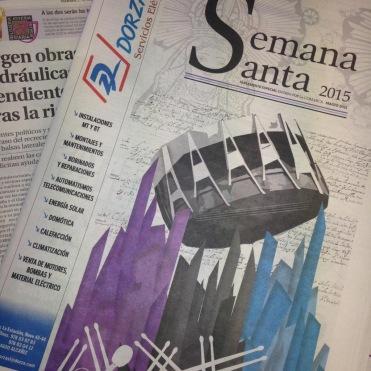Especial Semana Santa 2015 La Comarca