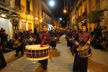 Jumilla 2015 Calanda en el Desfile de Pueblos