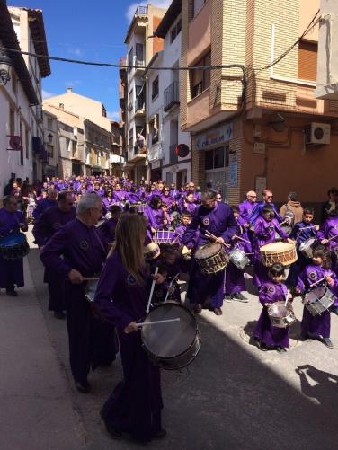 Cofradía Jesús Nazareno Sábado Santo 2015