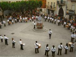 Grupo de Tambores Centro Aragonés de Mollet