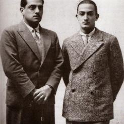 Luis Buñuel y Salvador Dalí