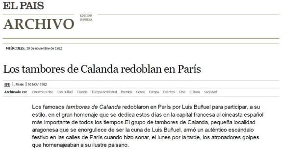 El Pais 10/11/1982