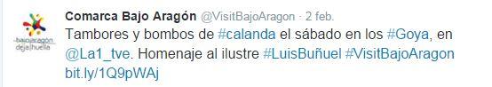 Comarca Bajo Aragón