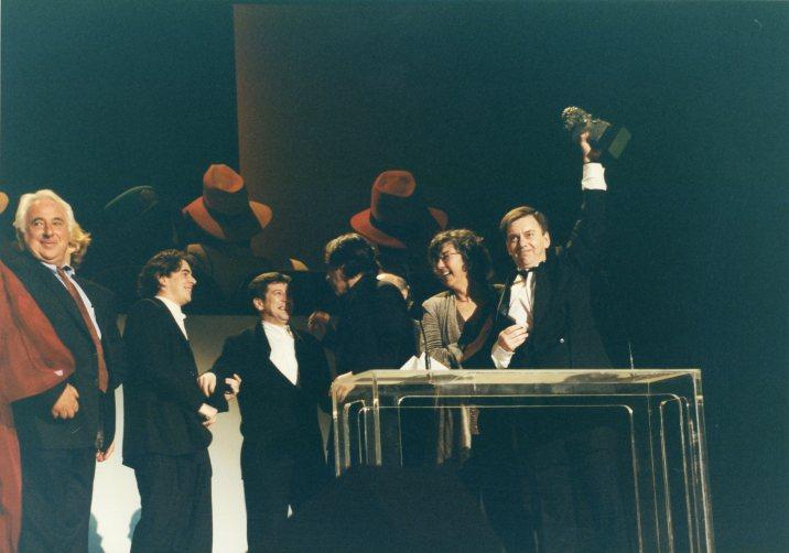 """Goya a la mejor Película por """"Tesis"""" (1996)"""