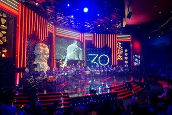 Tambores de Calanda en la Gala de los Premios Goya (Foto de alberto Ortega)