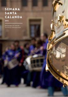 Cartel Anunciador Semana Santa Calanda 2016