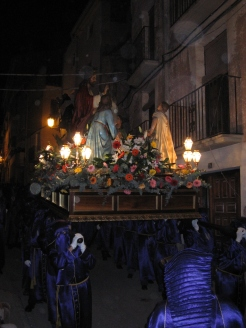 """Cofradía de """"La Burrica"""" - Foto José Adserías"""