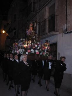 """Cofradía de """"María Magdalena"""" - Foto José Adserías"""
