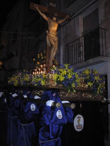"""Cofradía del """"Cristo Crucificado"""" - Foto José Adserías"""