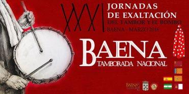Cartel Oficial Baena 2016