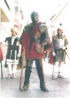 Longinos y Guardia Romana