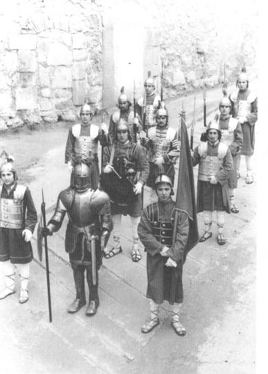 Guardia Puntuntunes año 1974