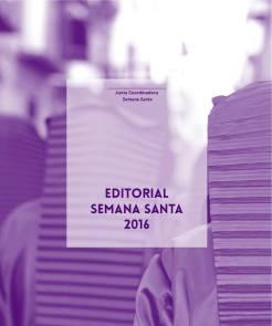 Revista Oficial Semana Santa 2016