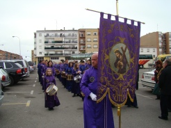 Cofradía Jesús Nazareno en Calahorra 2009