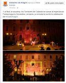 """Facebook del """"Gobierno de Aragón"""""""