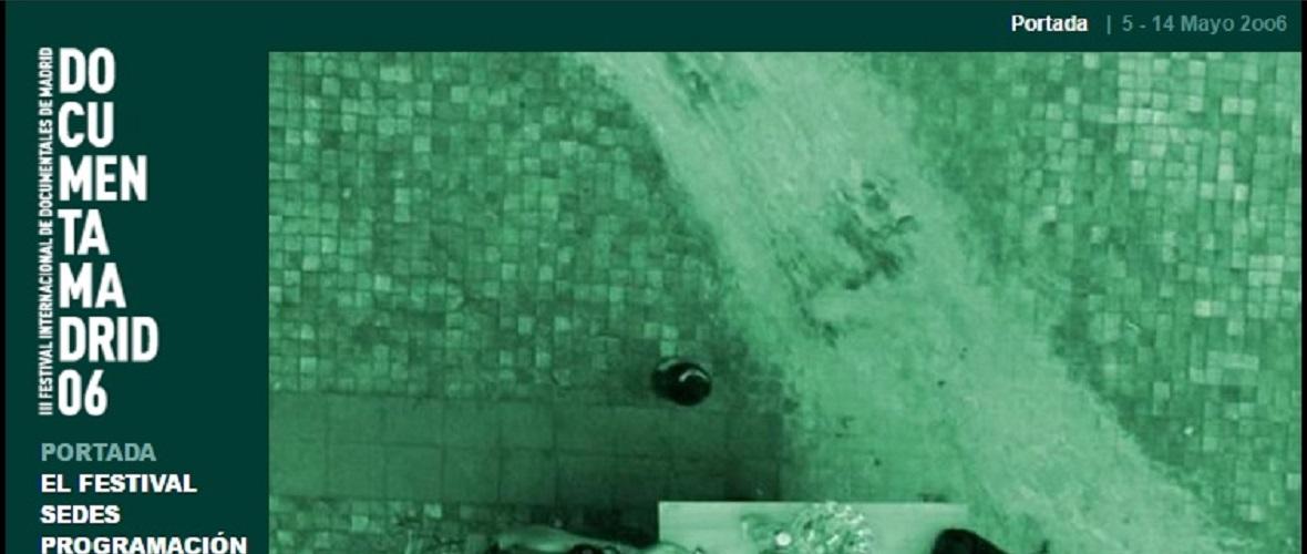 calandanazareno - tambores de Calanda en Documenta Madrid 2006