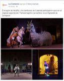 """Facebook de """"La Comarca"""""""