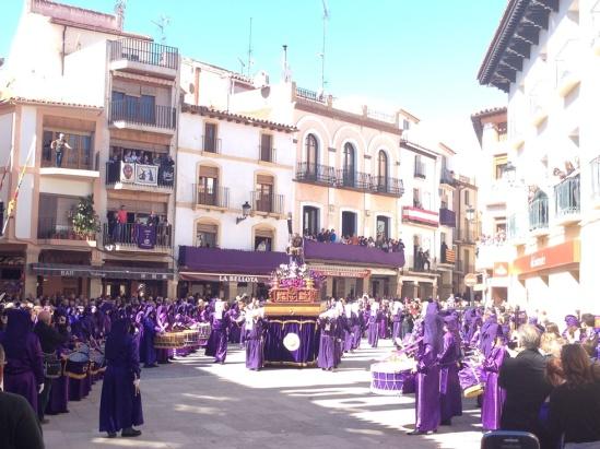 """Procesión del """"Santo Entierro"""" 2016 (Foto de Oscar Solano)"""