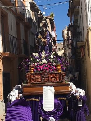 """Procesión del """"Santo Entierro"""" 2016 (Foto de Ana Magrazó)"""