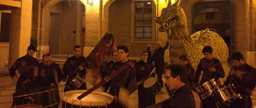 calandanazareno - tambores de calanda san jorge