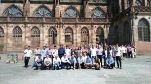 Calandinos en Estrasburgo