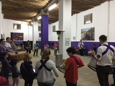 Escuela del Tambor y del Bombo 2016/2017