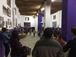 Escuela del Tambor y del Bombo - Viernes 11/11/2016