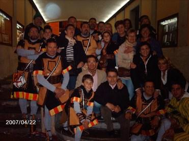 Moros y Cristianos Alcoy 2007