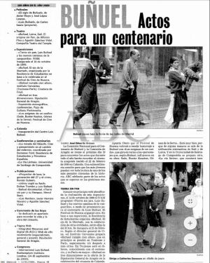 Diario ABC Enero de 2000