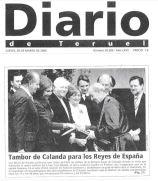 Diario de Teruel 30 de Marzo de 2006