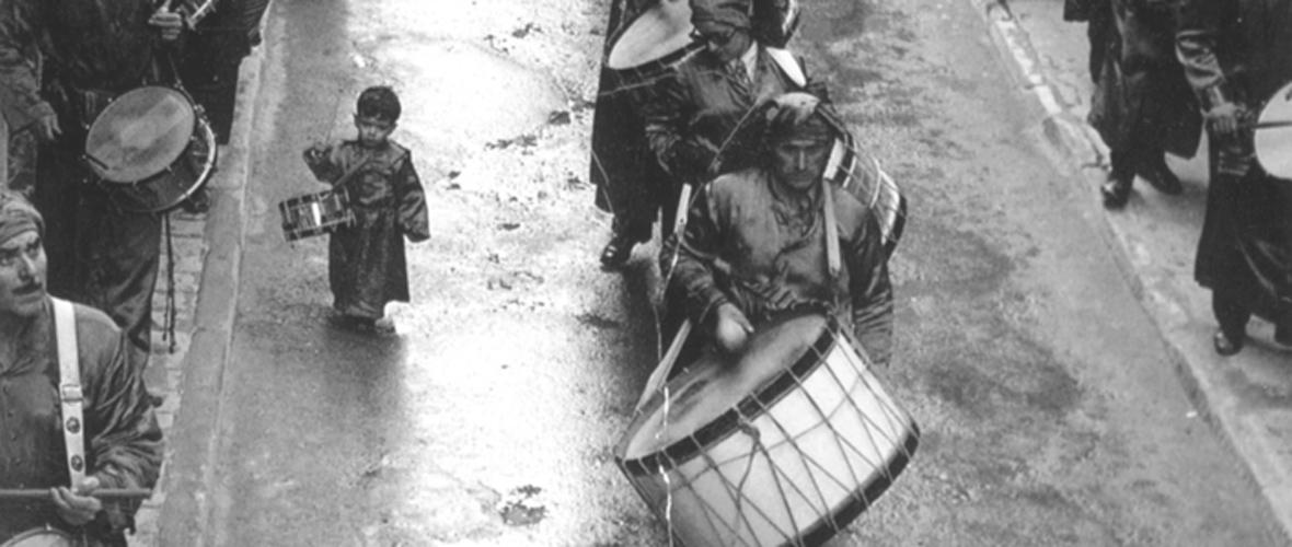 Cofradía Jesús Nazareno Calanda - Semana Santa de Calanda 1972