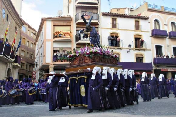 Semana Santa de Calanda - Cofradía Jesús Nazareno