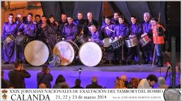 CALANDA 2014. XXIX JORNADAS NACIONALES DE EXALTACIÓN DEL TAMBOR Y DEL BOMBO