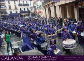 """""""El Pregón """" Semana Santa 2013 - Foto José María Moreno García"""