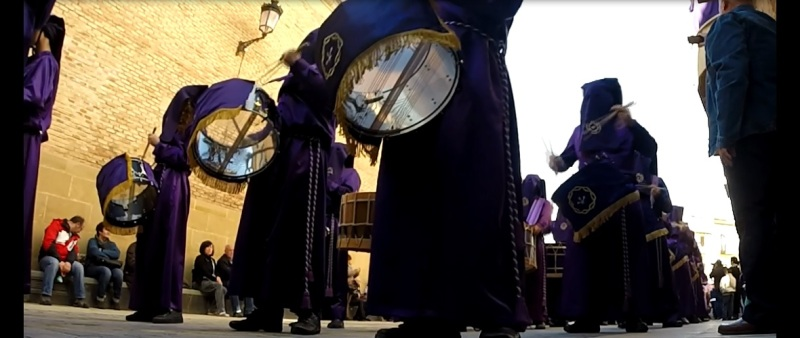 calandanazareno - Semana Santa 2016