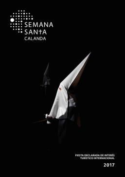 cartel Semana Santa de Calanda 2017 - Foto de José Antonio Gargallo Gascón