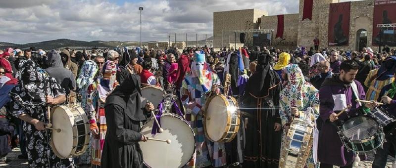 calandanazareno - jornadas nacionales del tambor Baena 2016