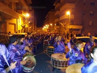 Desfile Jornadas Nacionales Alcañiz 2017