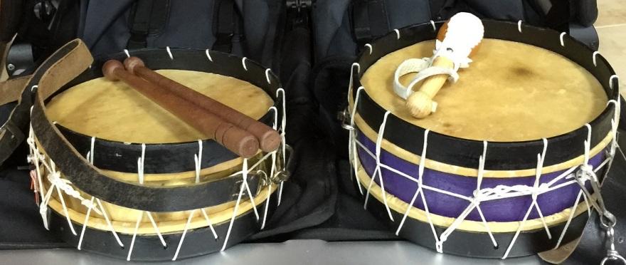 calandanazareno - escuela del tambor y el bombo