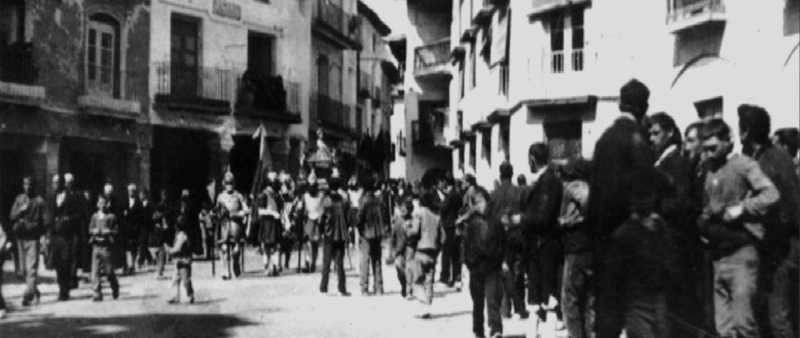 calandanazareno - Semana Santa 1920