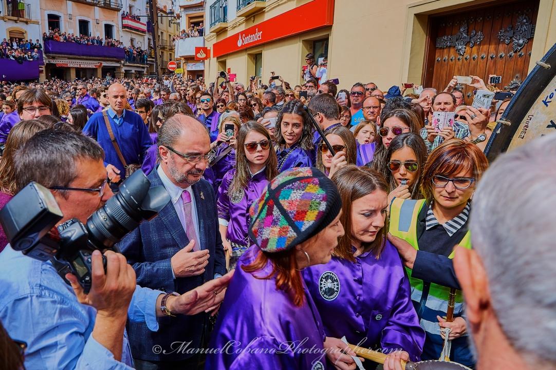 Rompida de la Hora 2016 - Foto de Manuel Cobano Nunez