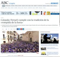 ABC Viernes Santo 2017 - Semana Santa Calanda