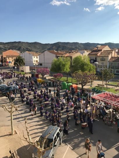 Domingo de Ramos Calanda 2017 - Cristo